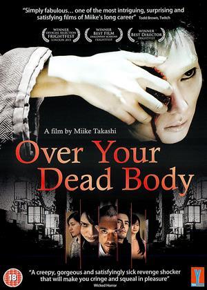 Rent Over Your Dead Body (aka Kuime) Online DVD Rental