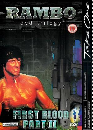 Rambo: First Blood: Part 2 Online DVD Rental