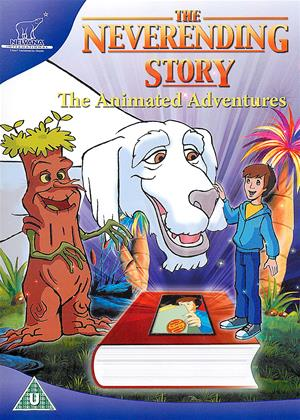 Rent The NeverEnding Story: The Animated Adventures Online DVD Rental