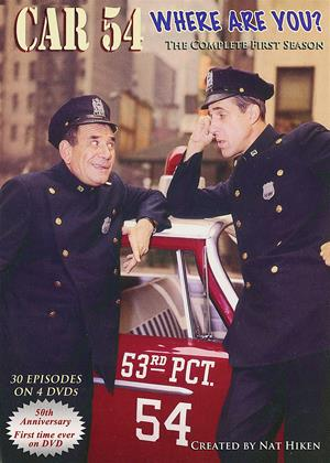 Car 54, Where Are You?: Series 1 Online DVD Rental