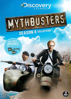 MythBusters: Series 8 Online DVD Rental