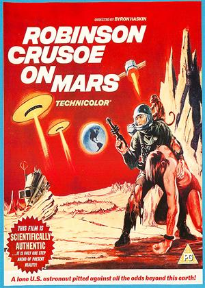 Rent Robinson Crusoe on Mars Online DVD Rental