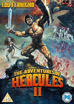 Rent The Adventures of Hercules II (aka Le avventure dell'incredibile Ercole) Online DVD Rental