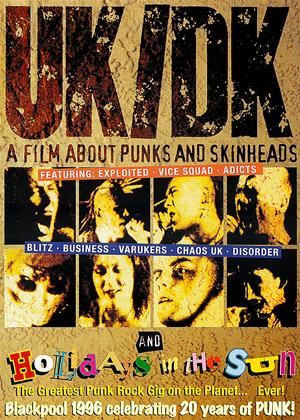 Rent UK/DK: A Film About Punks and Skinheads (aka UK/DK: A Film About Punks and Skinheads and Holidays in the Sun) Online DVD Rental