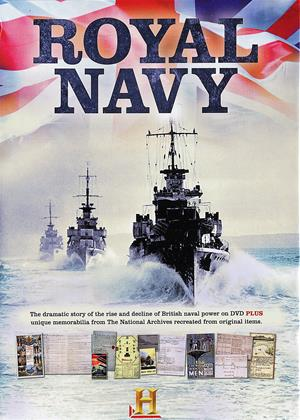 History of the Royal Navy: Wooden Walls 1600-1805 Online DVD Rental