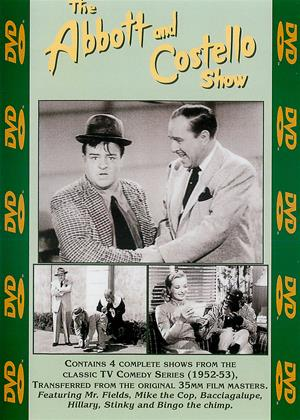 Abbott and Costello: TV Show: Vol.12 Online DVD Rental