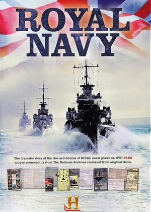 History of the Royal Navy: The Sun Never Sets 1806-Present Online DVD Rental
