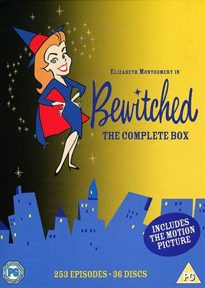 Bewitched: Series 8 Online DVD Rental