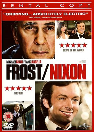 Frost/Nixon Online DVD Rental