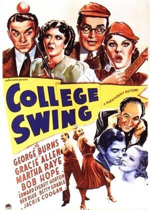 College Swing Online DVD Rental
