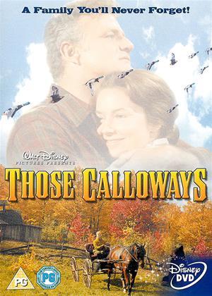 Those Calloways Online DVD Rental