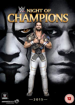 WWE: Night of Champions 2015 Online DVD Rental