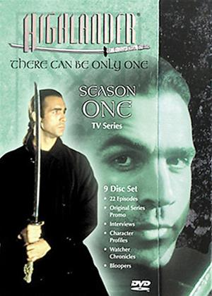 Rent Highlander: Series 1 (aka Highlander: The Series) Online DVD Rental