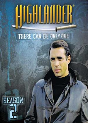 Highlander: Series 2 Online DVD Rental