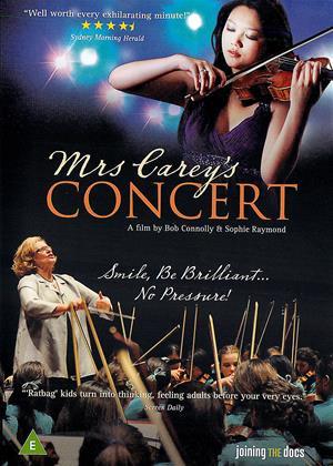 Mrs. Carey's Concert Online DVD Rental