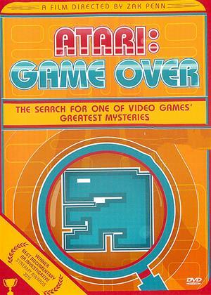 Atari: Game Over Online DVD Rental