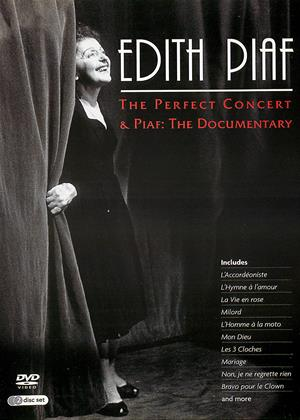 Edith Piaf: The Perfect Concert / Piaf: The Documentary Online DVD Rental