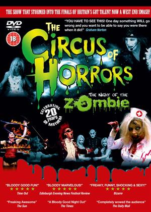 Rent The Circus of Horrors: The Night of the Zombie Online DVD Rental