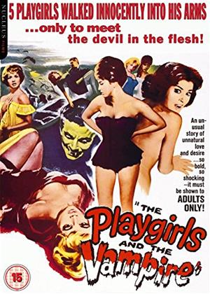 Playgirls and the Vampire Online DVD Rental