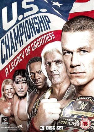 WWE: United States Championship: A Legacy of Greatness Online DVD Rental