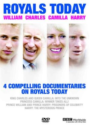 Rent Royals Today: William/Charles/Camilla/ Harry Online DVD Rental