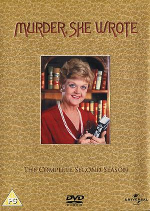 Rent Murder, She Wrote: Series 2 Online DVD Rental