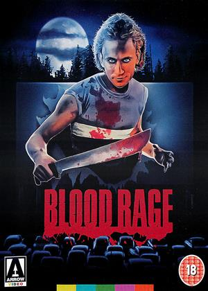 Blood Rage Online DVD Rental