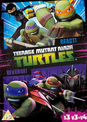 Teenage Mutant Ninja Turtles: Revenge!: Series 3: Vol.4 Online DVD Rental