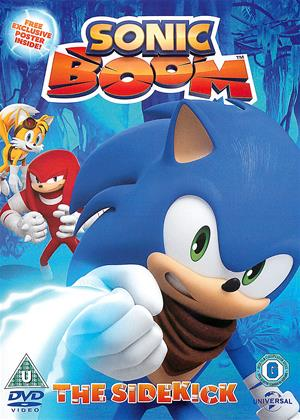 Sonic Boom: Vol.1: The Sidekick Online DVD Rental