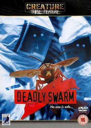 Rent Deadly Swarm Online DVD Rental