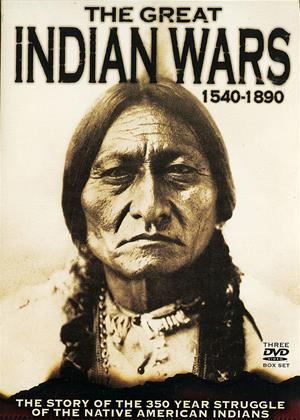 The Great Indian Wars 1540-1890 Online DVD Rental