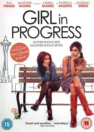 Girl in Progress Online DVD Rental