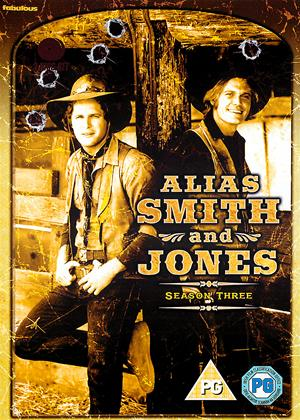 Alias Smith and Jones: Series 3 Online DVD Rental