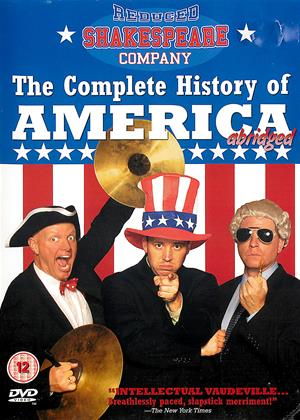 The Complete History of America: Abridged Online DVD Rental