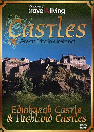 Castles of Great Britain and Ireland: Edinburgh Castle and Highland Castles Online DVD Rental
