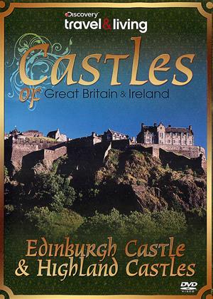 Rent Castles of Great Britain and Ireland: Edinburgh Castle and Highland Castles Online DVD Rental