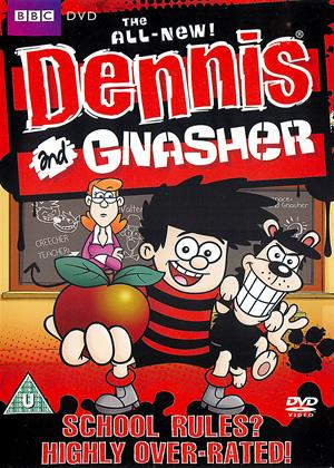 Dennis and Gnasher: School Rules? Highly Over-Rated! Online DVD Rental