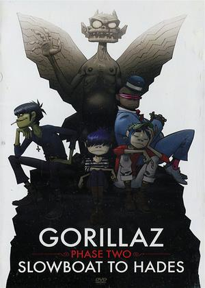 Gorillaz: Phase Two: Slowboat to Hades Online DVD Rental