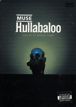Rent Muse: Hullabaloo: Live at the Zenith, Paris Online DVD Rental