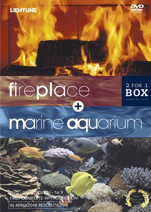 Aquarium and Fireplace Online DVD Rental