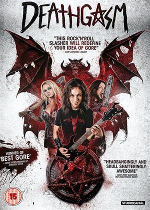 Deathgasm Online DVD Rental