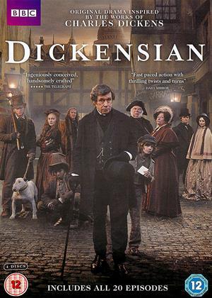 Dickensian Online DVD Rental