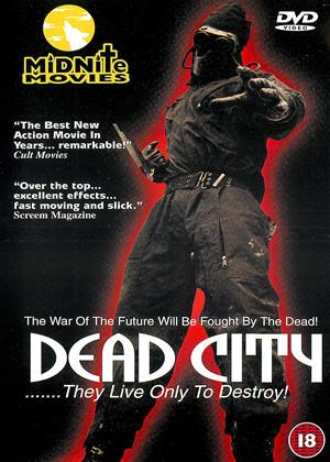Dead City Online DVD Rental