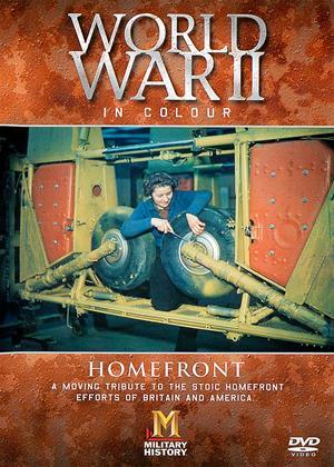 World War II in Colour: Homefront Online DVD Rental