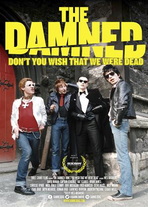 The Damned: Don't You Wish That We Were Dead Online DVD Rental