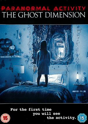 Rent Paranormal Activity: The Ghost Dimension (aka Paranormal Activity 5) Online DVD Rental