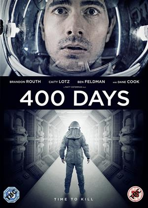 400 Days Online DVD Rental