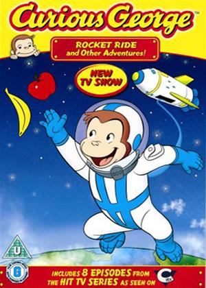 Curious George: Rocket Ride and Other Adventures Online DVD Rental