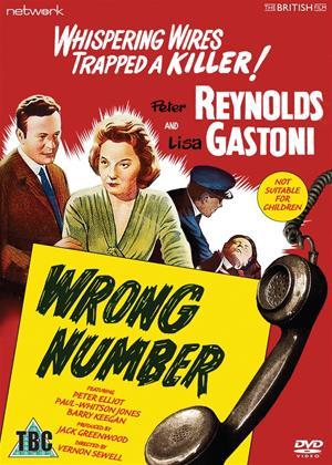 Rent Wrong Number Online DVD Rental