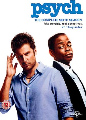Rent Psych: Series 6 Online DVD Rental